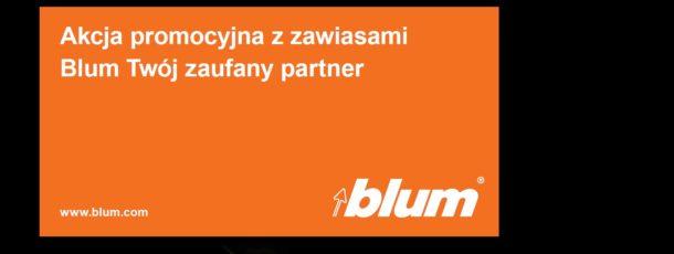 Zapraszamy do akcji promocyjnej z zawiasami firmy BLUM